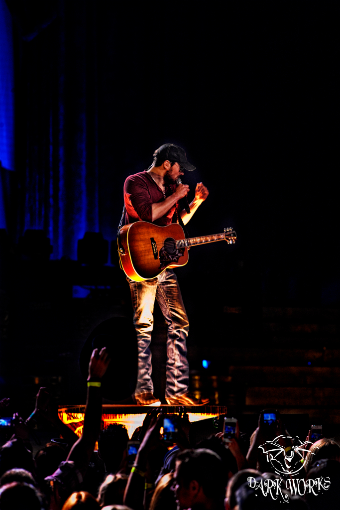 Eric Church - photography - portrait - country - abbotsford - concert