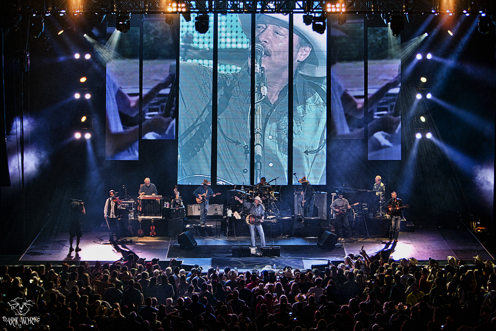 Alan Jackson - Photography - concert - country - Abbotsford