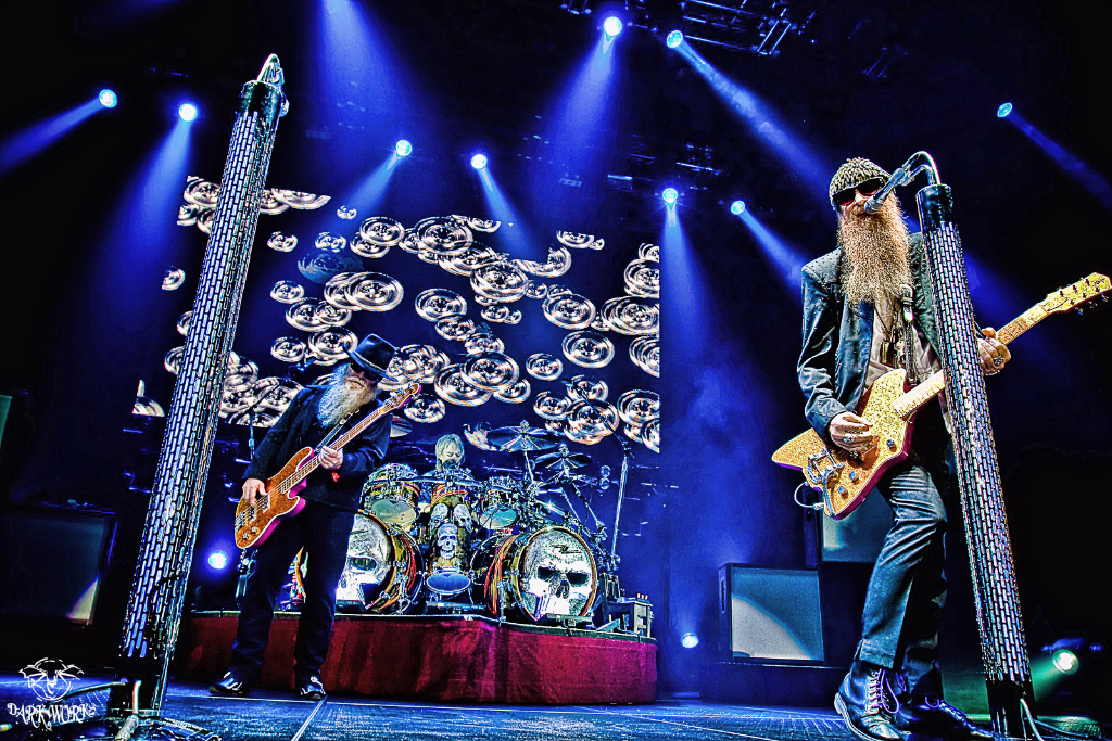 ZZ TOP - Abbotsford - Photography - concert