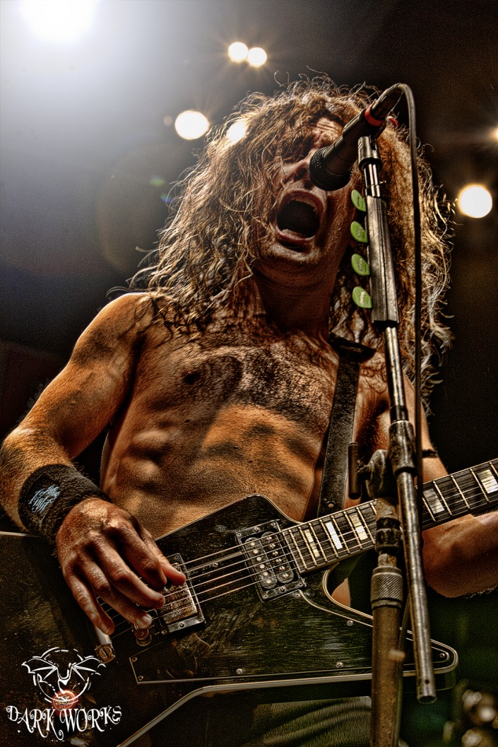 Airbourne - Abbotsford - Concert Photo