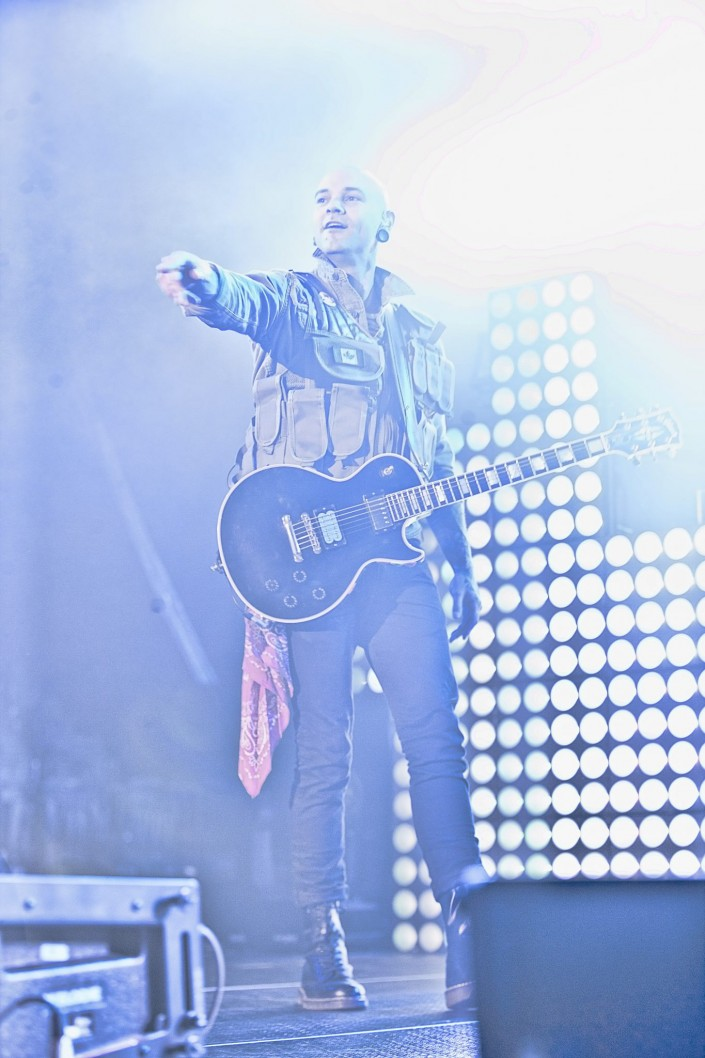 Hedley - Abbotsford - Concert Photo