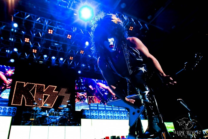 KISS - Abbotsford - Concert Photo