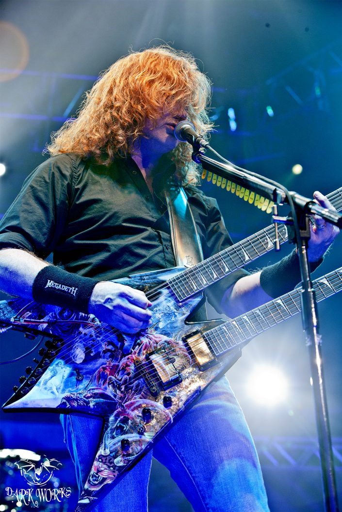 MEGADETH - Abbotsford - Concert Photo