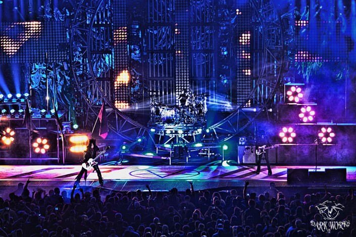 Motley Crue - Abbotsford - Concert Photo