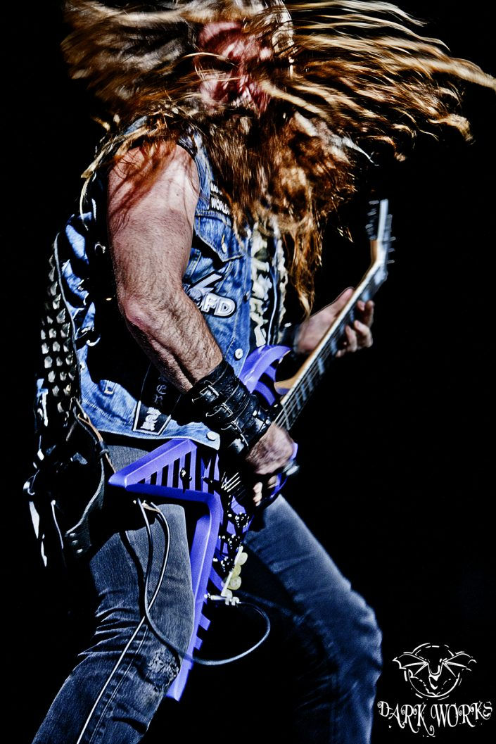 Zakk Wylde_Black Label Society - Abbotsford - Concert Photo