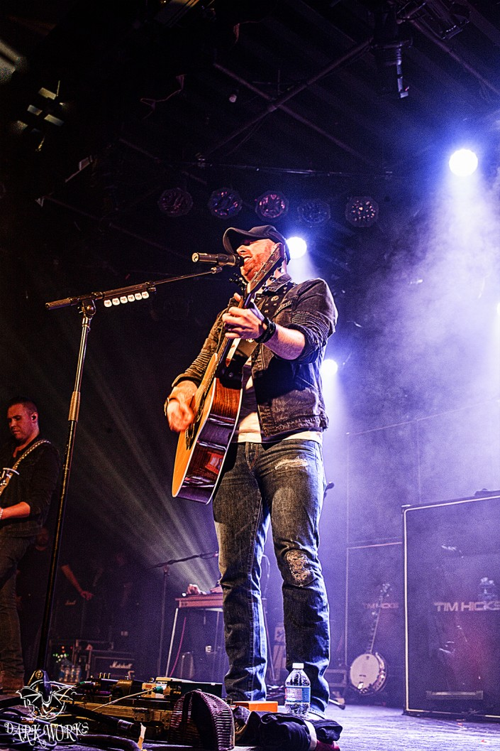 tim hicks - abbotsford - concert - photography