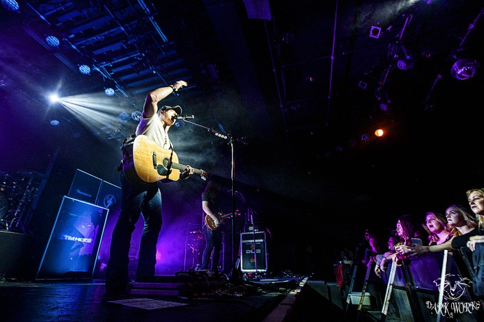 tim hicks - abbotsford - concert - photography