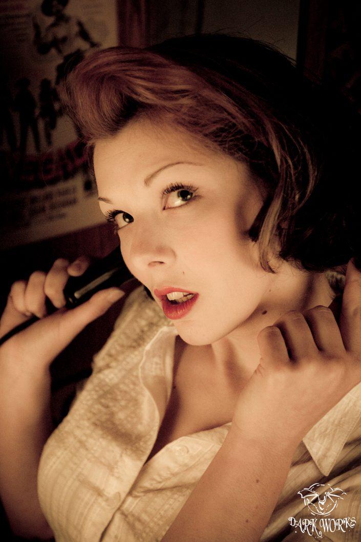 Cindy- model - photography - portrait