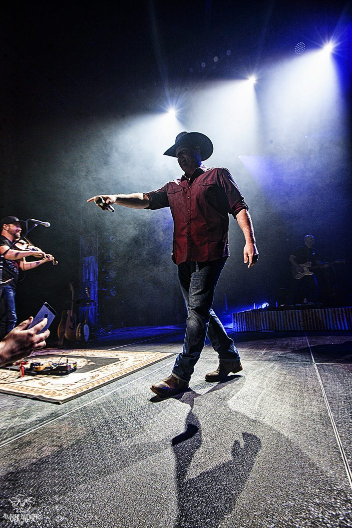Gord Bamford - concert - photography - abbotsford