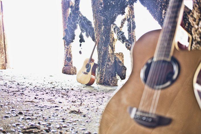 Guitar Beach Photograph