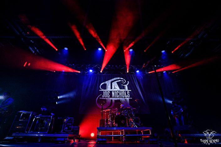 Joe Nichols - concert - photography - abbotsford