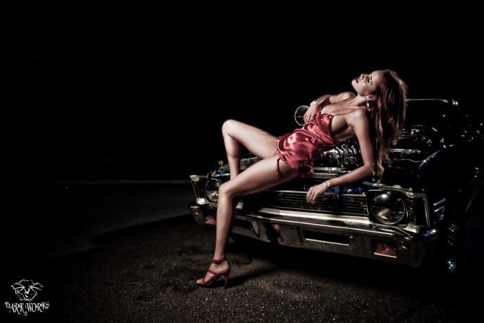 Lauren Cars automotivesModel Photography
