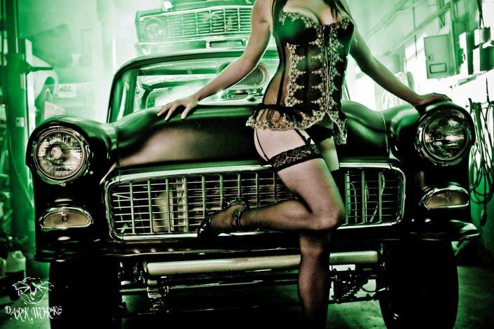 alicia cars automotives models photoshoot