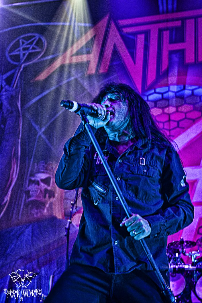 Anthrax - Abbotsford - Concert Photo