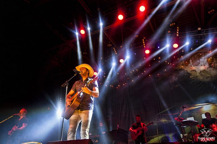 Dean Brody Abbotsford Concert Photograph
