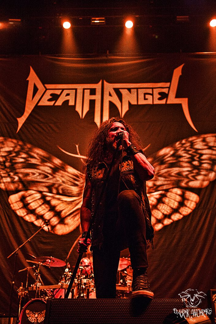 Death Angel - Abbotsford - Concert Photo