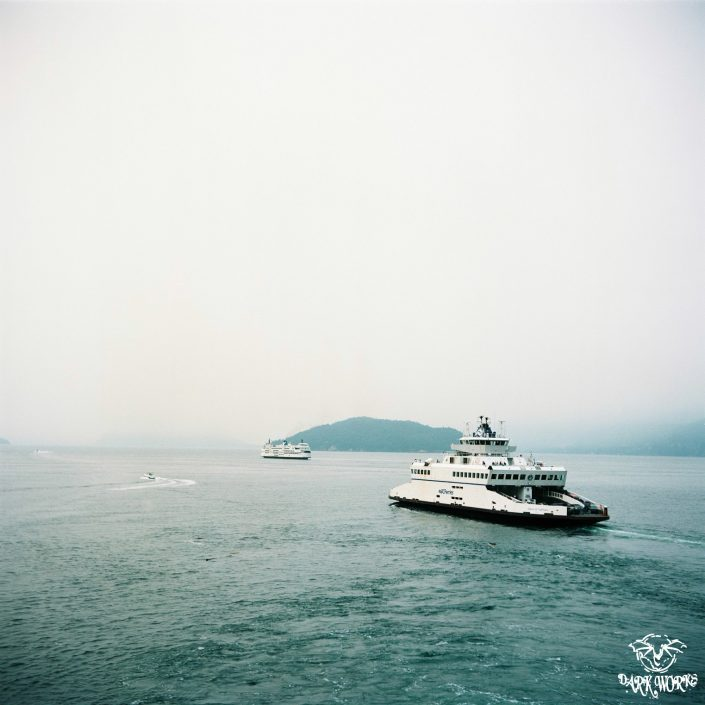 35mm - 120mm Film Ferry Photography