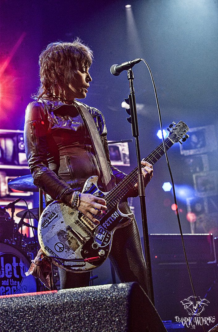 Joan Jett - Abbotsford - Concert Photo
