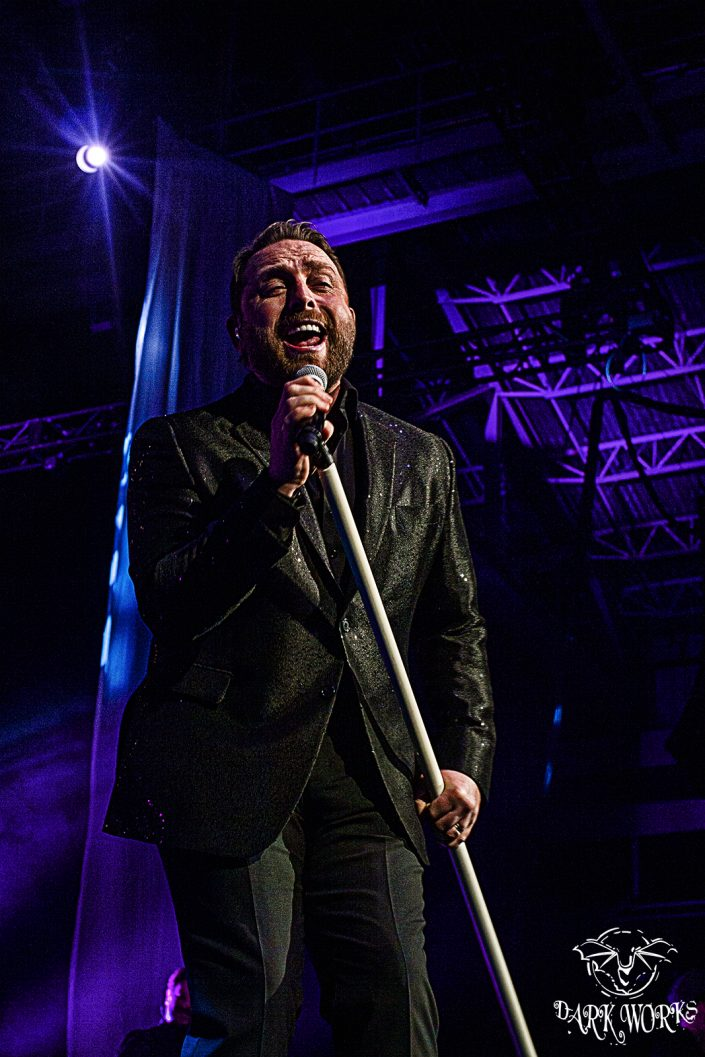 johnny reid - concert - photography - abbotsford