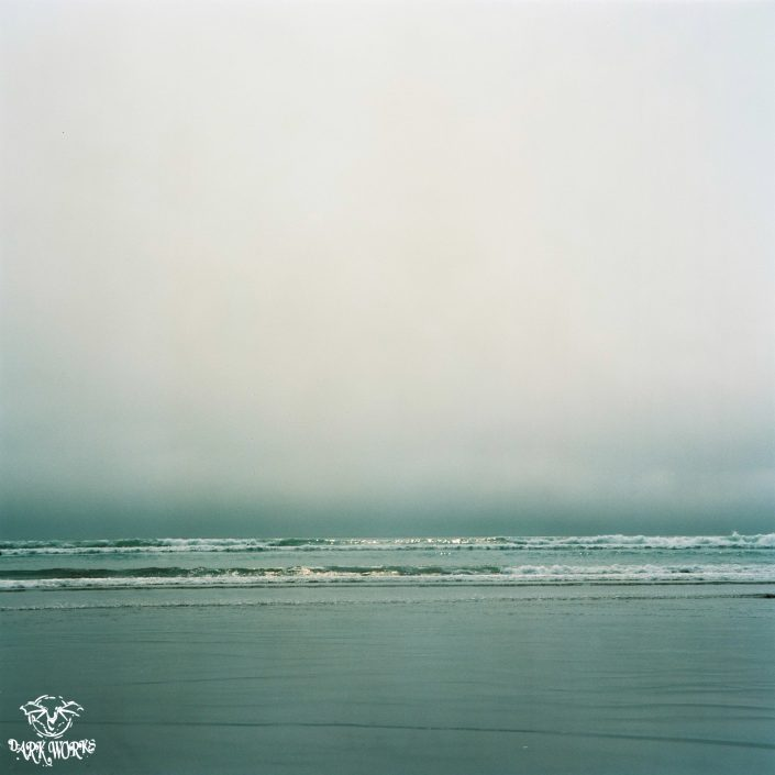 35mm - 120mm film - tofino - bc - photography - ocean - waves - fog