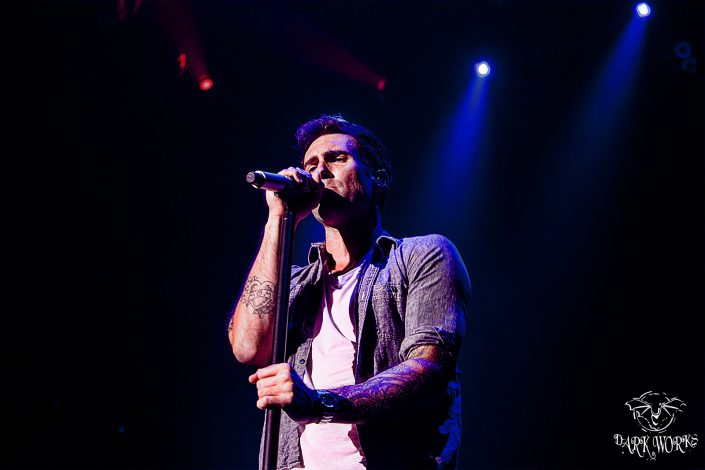 maroon 5 - adam lambert - abbotsford - photography