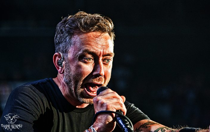 Rise Against - Abbotsford - Concert Photo
