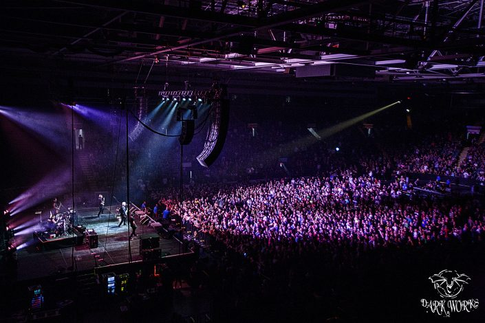 Offspring - Abbotsford - Concert Photo