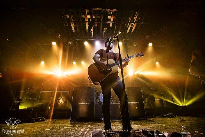 Tim hicks - concert - photography - commodore ballroom - vancouver