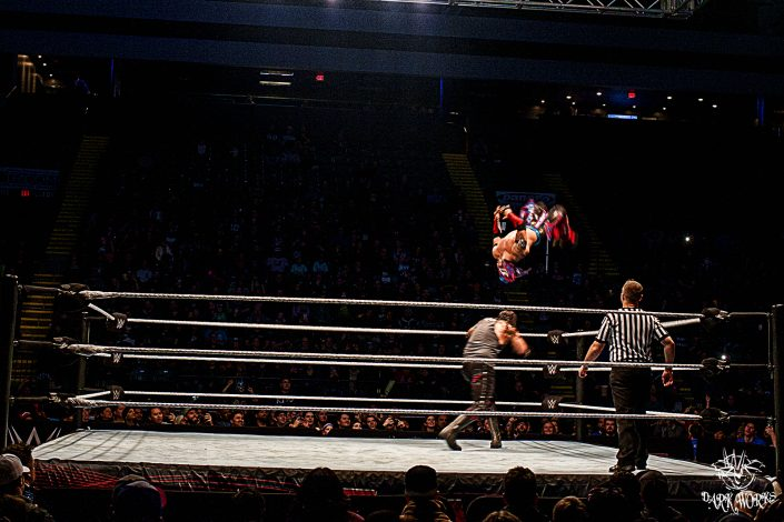 WWE - Abbotsford - Event Photo