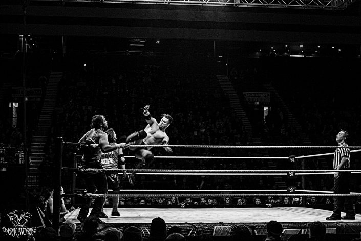 WWE 2015 - Abbotsford - Event - wrestling