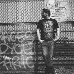 yann - emmerson drive - vancouver gastwon - black and white - portrait - photography - gas town