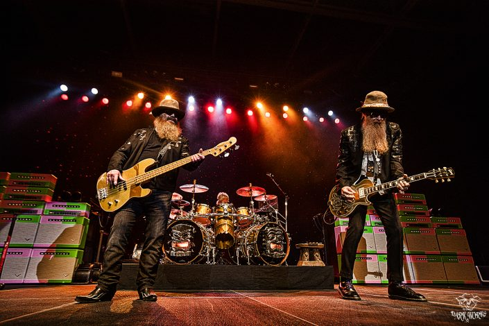ZZ Top - Abbotsford - Concert Photo