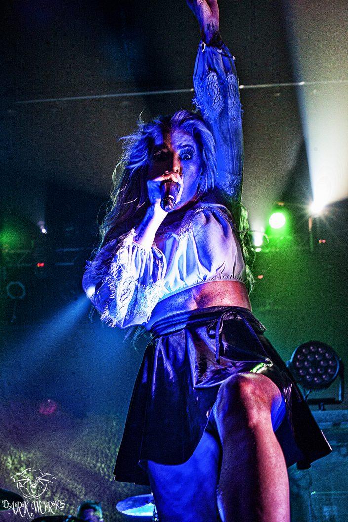 BUTCHER BABIES - Vancouver - Rickshaw - BC - Metal - Rock - concert