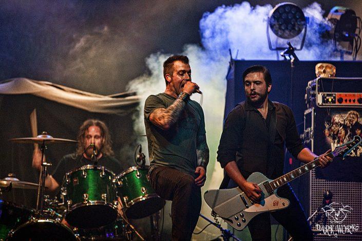 HELLCHAMBER - Vancouver - Rickshaw - BC - Metal - Rock - concert