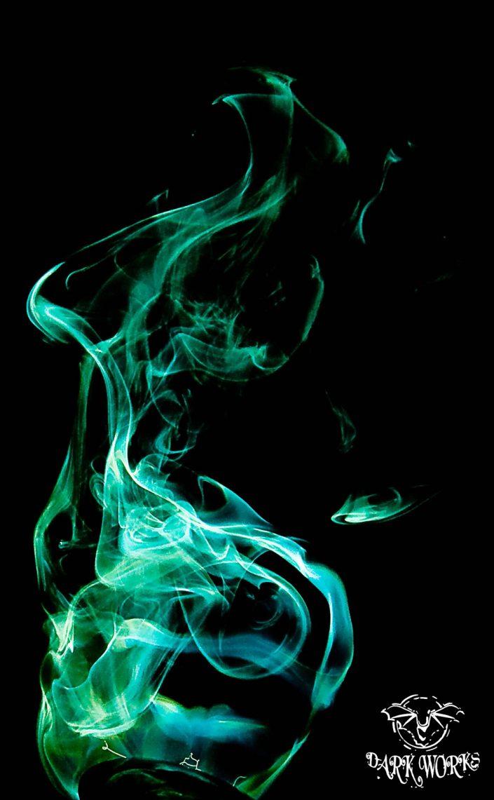 artwork - smoke - still - photography - blue