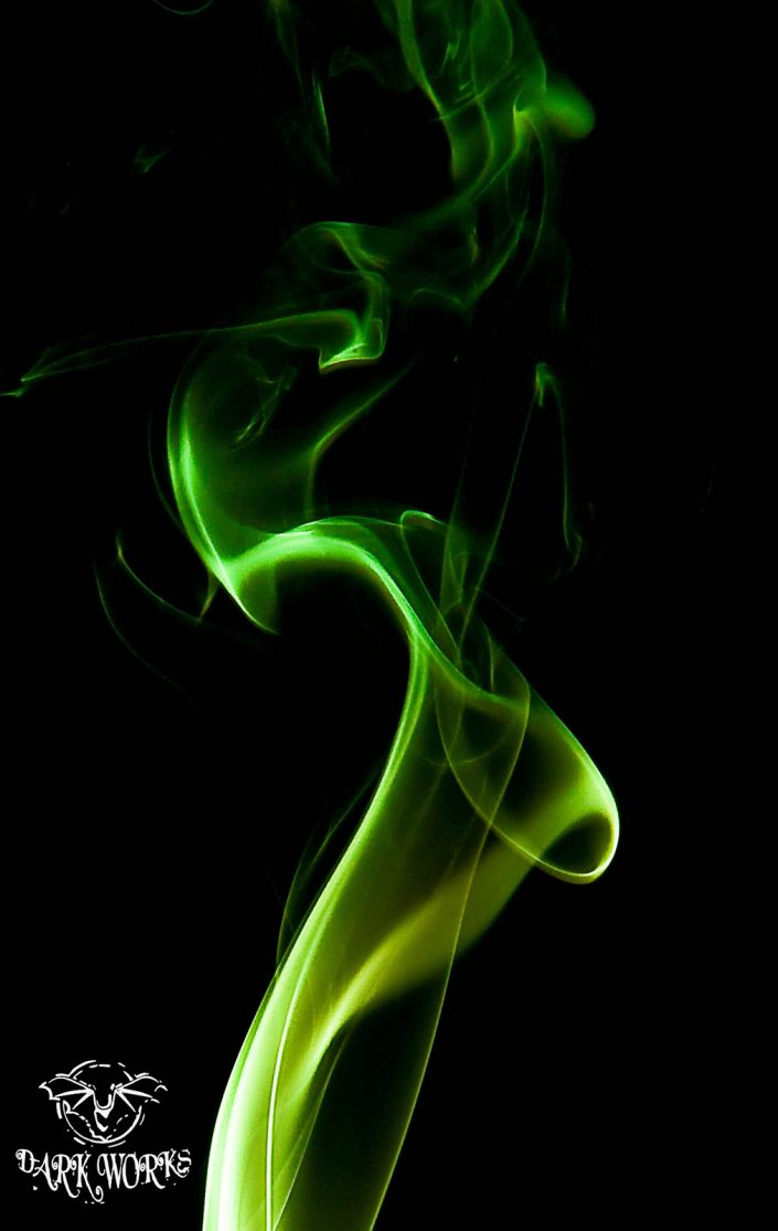artwork - smoke - still - photography - green